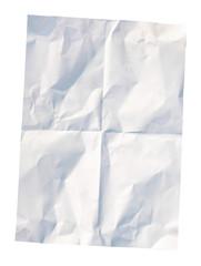 Lettre froissée (sans ombre)