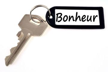 Photos illustrations et vid os de porte cl s for Porte cle maison du bonheur