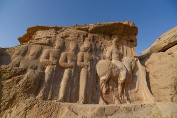 Naqsh-e Rajab near Persepolis, Iran