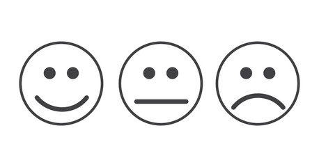 Smiley emoticons icon