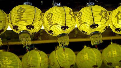 lantern yellow chaina