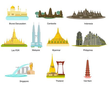 ASEAN buildings