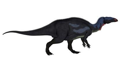Camptosaurus dinosaur - 3D render