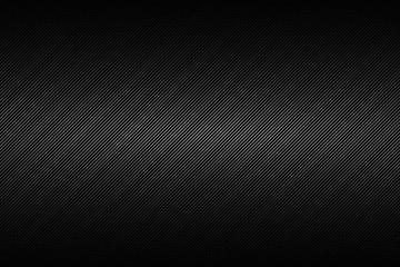 Black and silver abstract background with diagonal lines