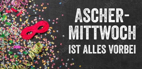 Bilder Aschermittwoch