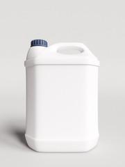 Plastic bottle Mockup. 3D illustration