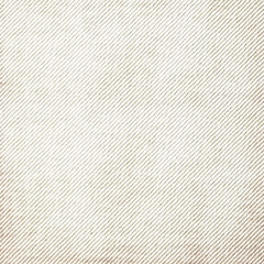 Striped Cream and White Canvas Background Texture