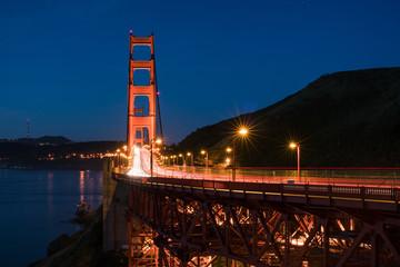 Golden Gate Bridge, San Francisco, California, America, USA