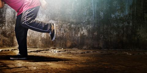Dance Breakdance Dance Performers Skill Sport Concept
