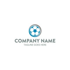 Soccer Football Logo