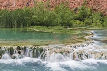 Havasu Creek Reflecting Pool