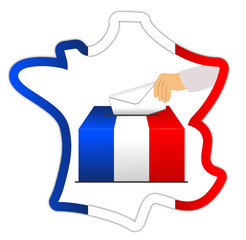 élection France vote 2017 urne