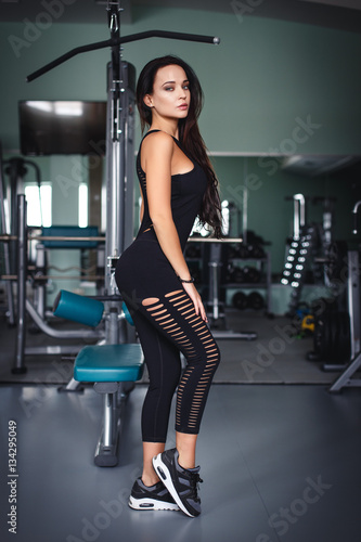 Sexy Work Out Girl