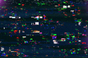 Digital tv damage, television broadcast glitch