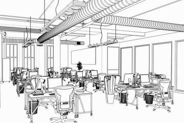 Office Floor (draft(