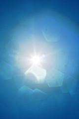 abstract sunlight