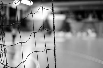 Handball cage