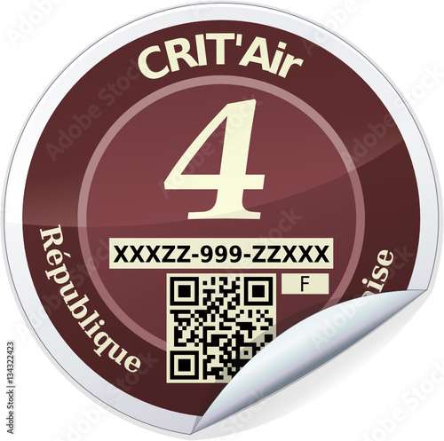 sticker crit 39 air marron 4 reflet m tal stock image and royalty free vector files on fotolia. Black Bedroom Furniture Sets. Home Design Ideas