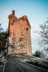 La Tour Philippe-le-Bel à Villeneuve-lès-Avignon