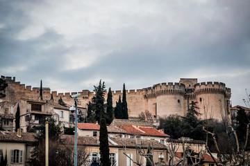 Villeneuve-lès-Avignon et le Fort Saint-André