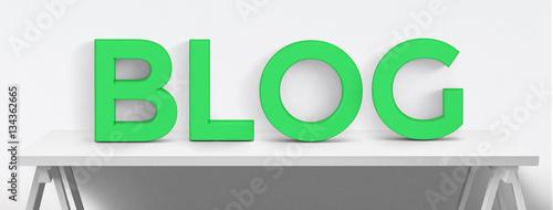 blog buchstaben auf schreibtisch in frischem gr n. Black Bedroom Furniture Sets. Home Design Ideas