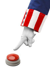 Uncle Sam Red Button