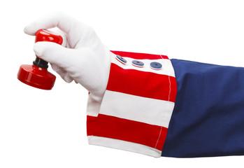 Uncle Sam Stamper