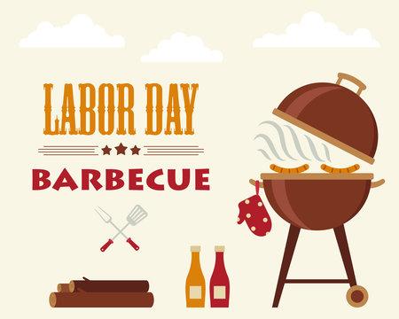Labor Day barbecue
