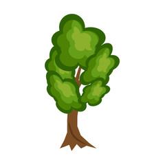 Tree nature green vector.