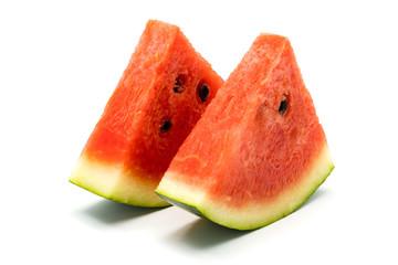 Fresh slice watermelon