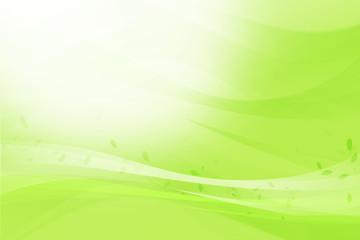 抽象的な背景 新緑
