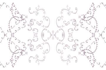 Fractal art background for creative design. Abstract fractal. De