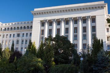 Ukrainian President Residence.