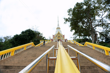 Landscape view of khao takiap temple -Hua hin ,Thailand