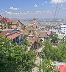 Antananarivo. Madagascar. Africa