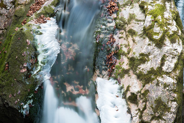 Waterfalls and ice water games - Winter in wild Friuli