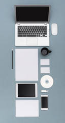 Tall corporate design template
