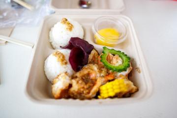 shrimp food in okinawa