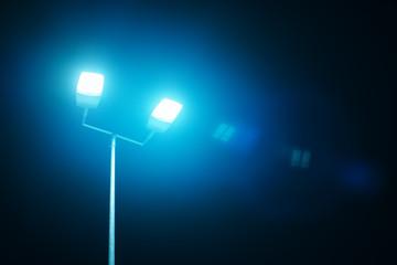 Outdoor sport court or stadium lights
