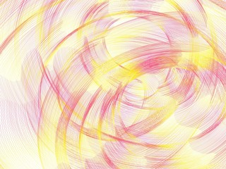 Abstract background image made on white base