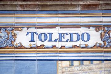 Toledo, Plaza de Espana; Seville
