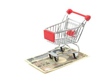 買い物のコンセプト