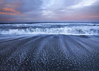 Pacific Ocean Sunrise