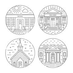 City architecture design