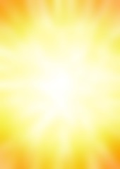 light yllow gradient background / yellow radial gradient effect wallpaper