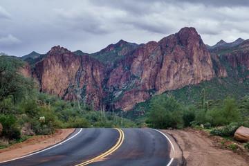 Tonto National Forest Arizona USA