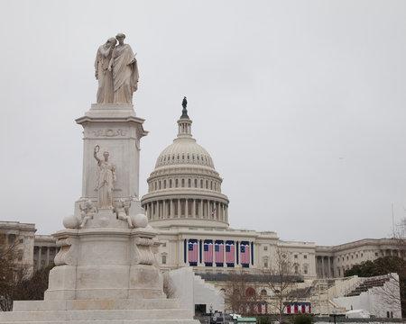 Washington, USA. January 21st, 2017. Women's March on Washington