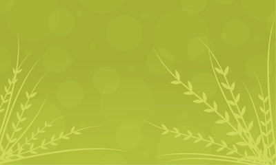 Illustration vector of spring background