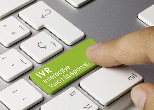 IVR Interactive Voice Response