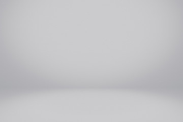 Abstract white room background.